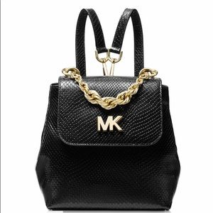 NWT Michael Kors Mini Messenger Backpack